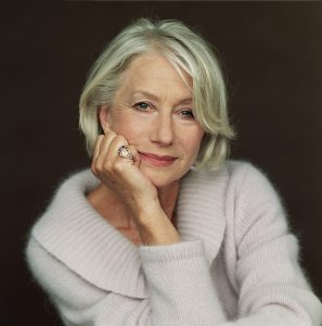A Doffed Hat to Dame Helen Mirren, Actress